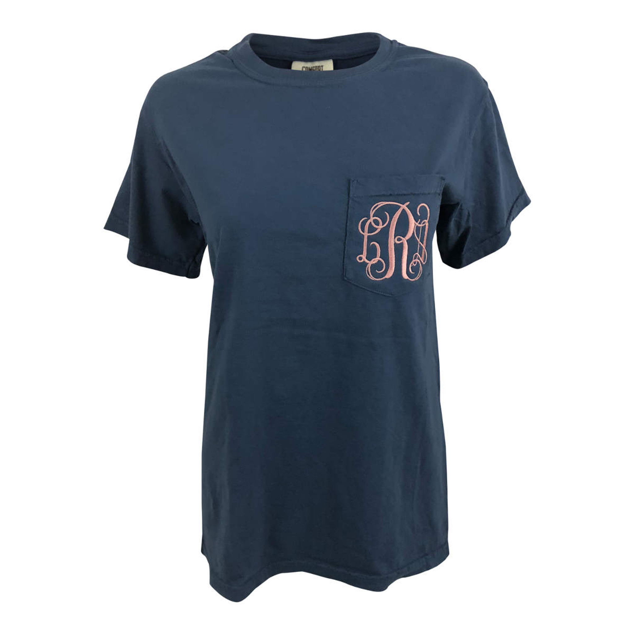 Comfort Colors Short Sleeve - Navy
