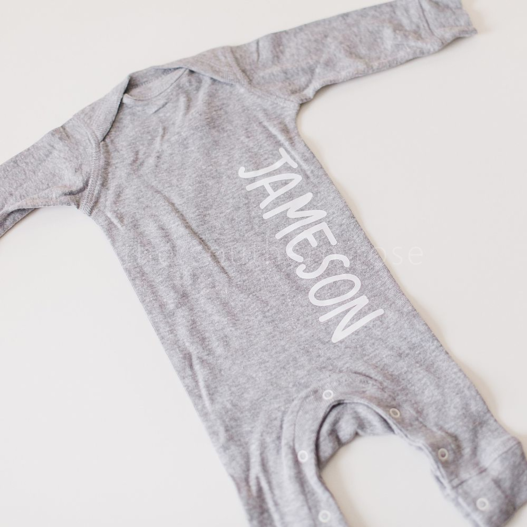 Personalized Infant Bodysuit