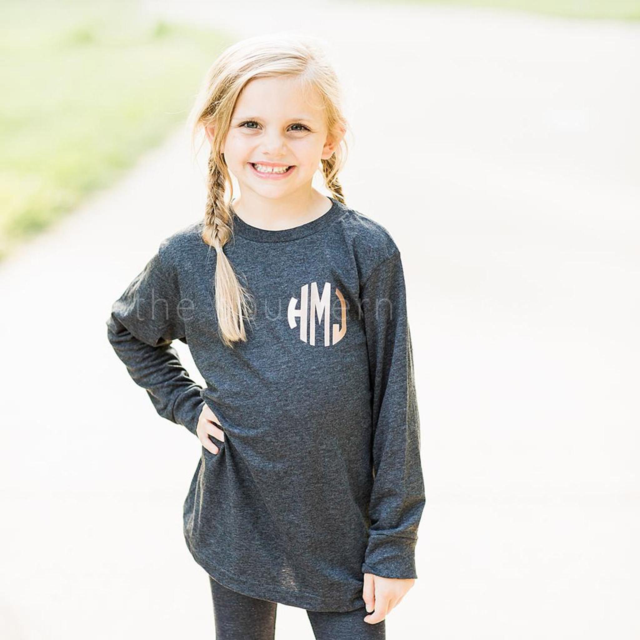 Long-Sleeve Youth Shirt