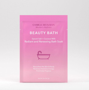 Single-Serve Bath Soak