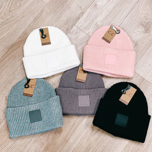 CC Patch Solid Beanie