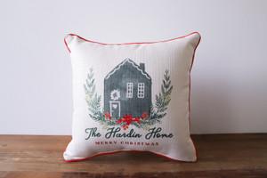 PREORDER | Custom Address Pillow