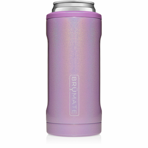Brumate Slim Hopsulator - Glitter Violet