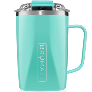 Brumate Toddy 16oz Mug - Aqua