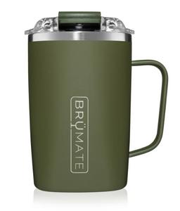 Brumate Toddy 16oz Mug - OD Green