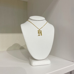 Old English Necklace