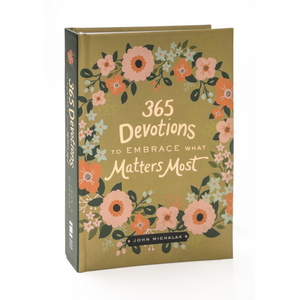 365 Devotions to Embrace