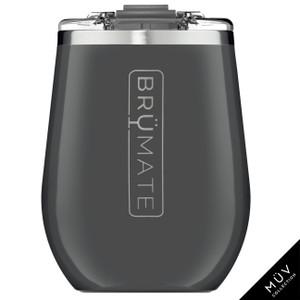 Brumate MuV Wine Tumbler - Charcoal