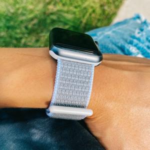 Woven Nylon Apple Watch Band