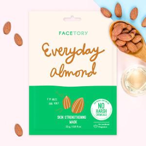 Almond Facetory Sheet Masks
