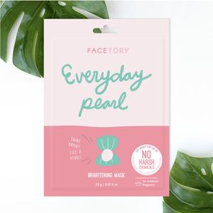 Pearl Facetory Sheet Masks