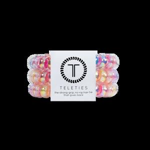 Large Teleties - Eat Glitter