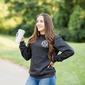 Charcoal Crewneck Sweatshirt