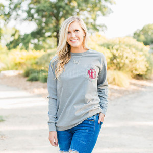 Comfort Colors Long Sleeve - Grey