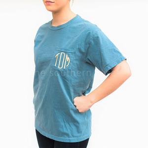 Comfort Colors Short Sleeve - Icy Blue