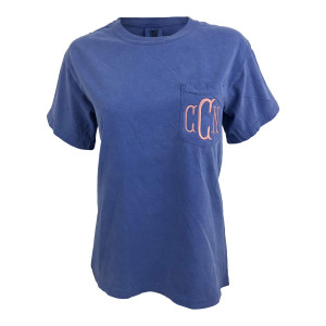 Comfort Colors Short Sleeve - Periwinkle