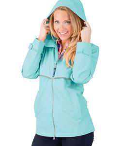 Full-Zip Rainjacket