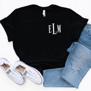 Black Bella Canvas T-Shirt