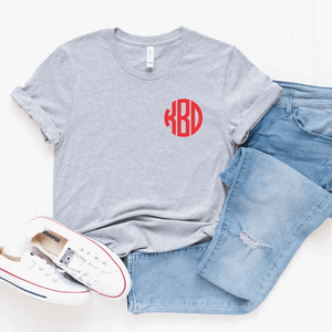 Heather Grey Bella Canvas T-Shirt