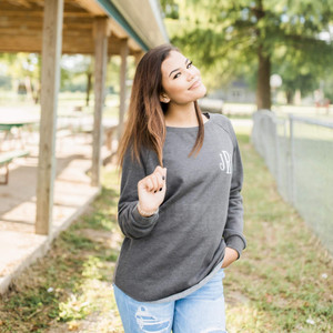 Comfy Lightweight Crewneck Sweatshirt