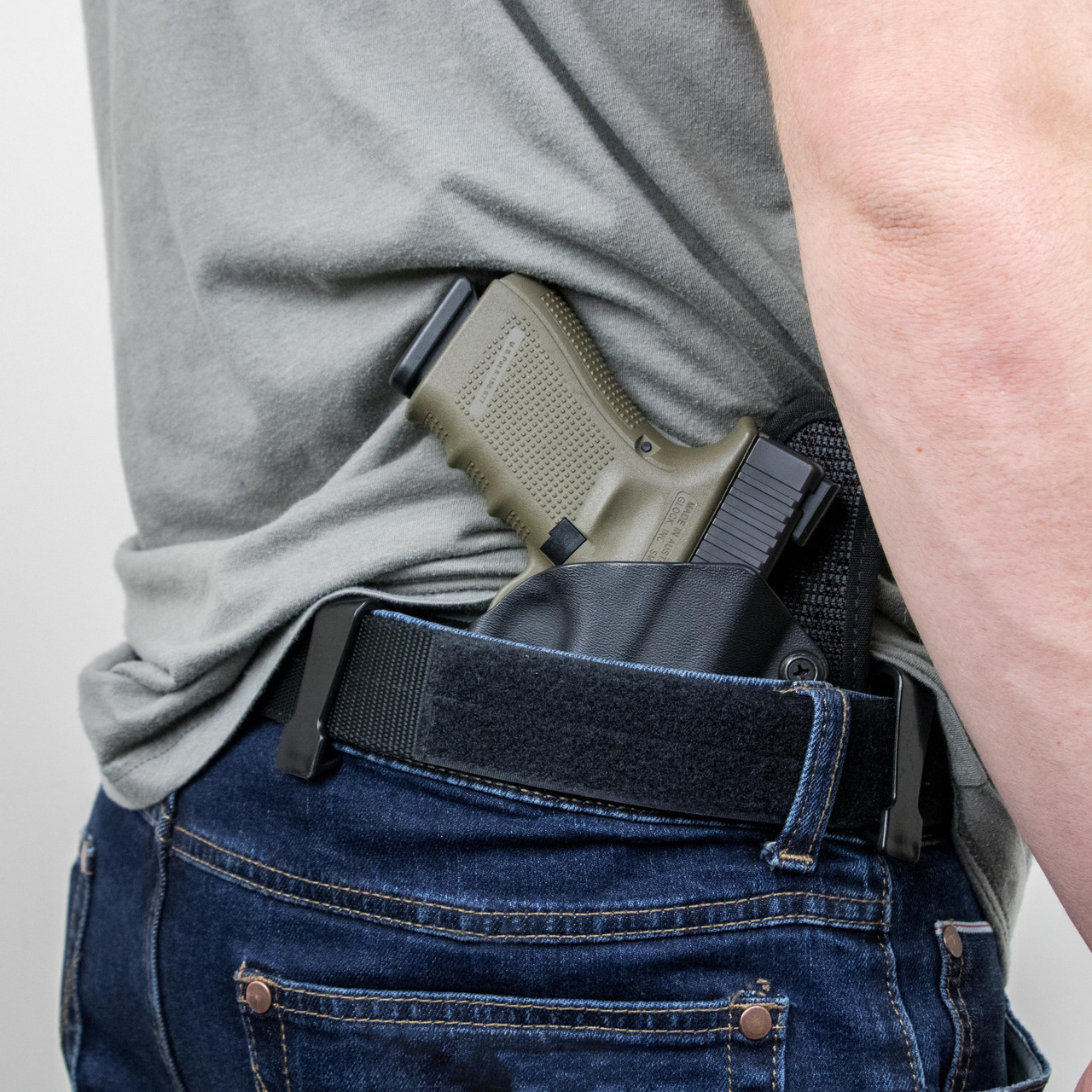 Glock G19/G23/G32/G45 w/Olight PL-Mini Valkyrie Mini Ventcore® Holster