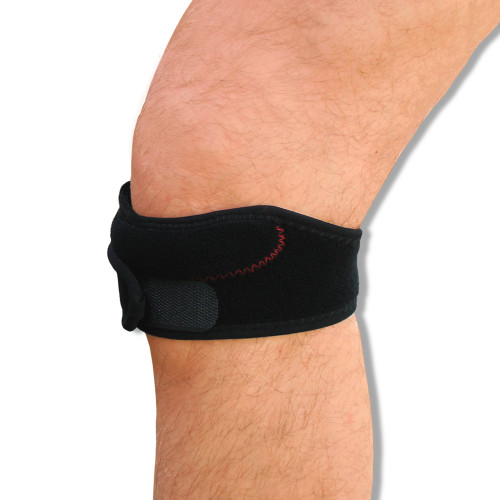 Magnetic Therapy Patella Knee Strap | with 8 Powerful Magnets