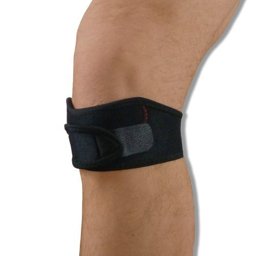 Neoprene Patella Tendon Knee Strap by NeoPhysio