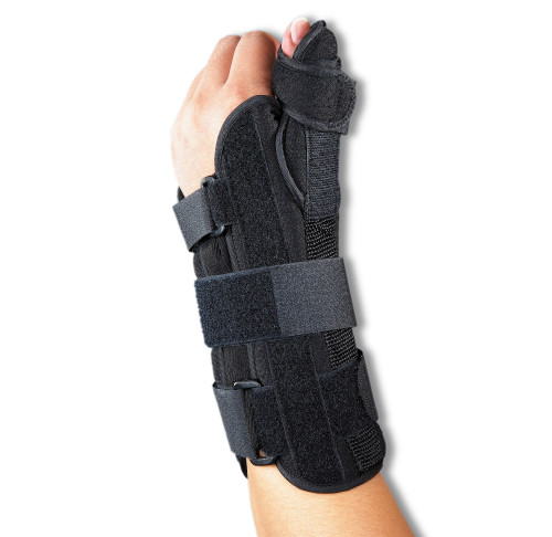 Wrist Brace with Thumb Splint | Excellent Support and Protection