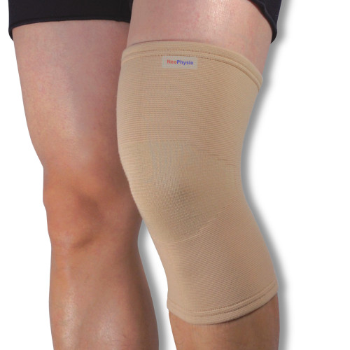 Elastic Compression Knee Support   Tubular Sleeve - Medical Grade