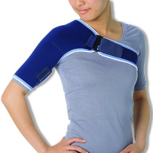 NeoPhysio Neoprene Shoulder Support - Medical Grade - Size = S - M