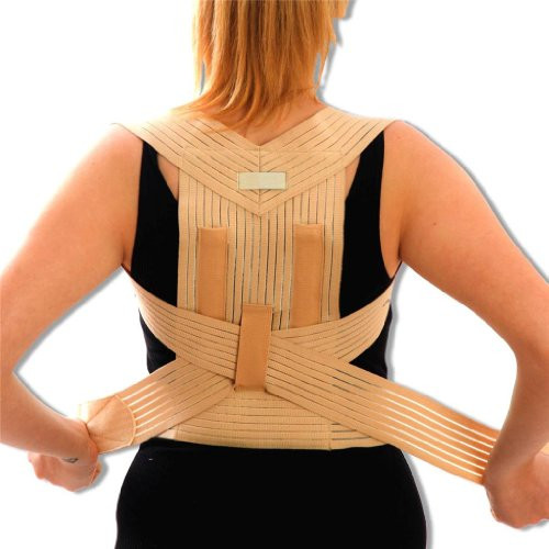Medical Grade Bad Posture Corrector | Support Back, Shoulder, Lumbar Problems