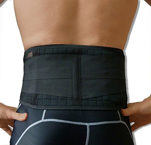 Magnetic Therapy Lower Back Support Brace with 20 Health Magnets