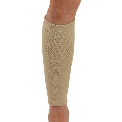 Medical Grade Elastic Compression Calf Support | Navy Tubular Sleeve