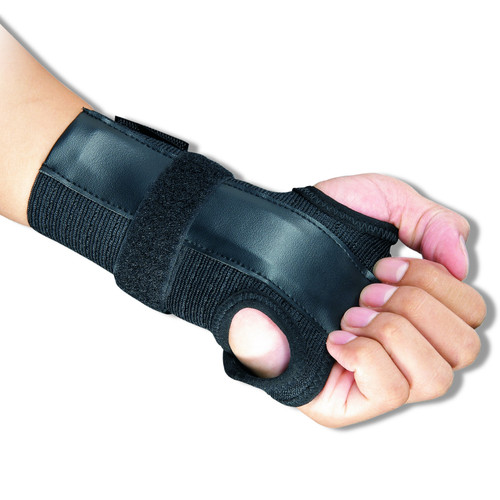 Dual Hand Wrist Support Brace | Can be used on Left and Right Hand