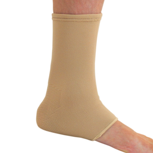 Medical Grade Elastic Compression Ankle Support