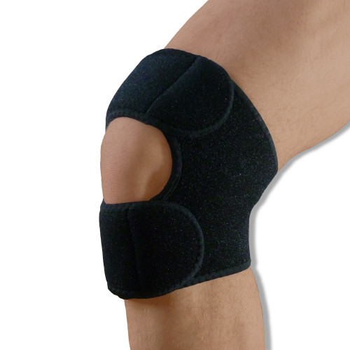 Dual Action Knee Support - Neoprene Patella Tendon Brace
