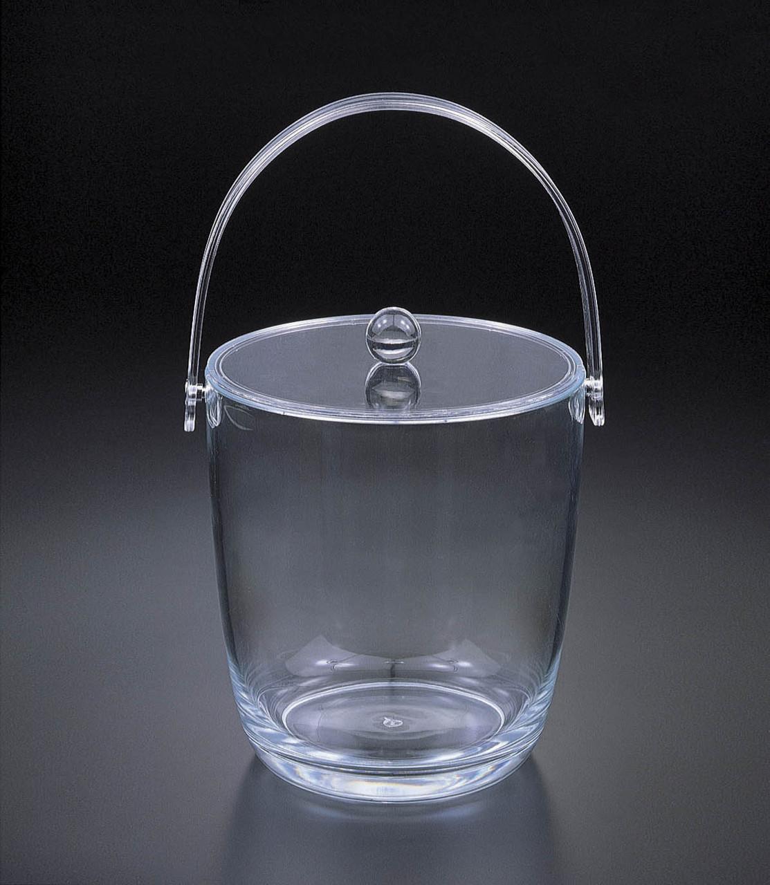 Acrylic Ice Bucket The Linen Shop
