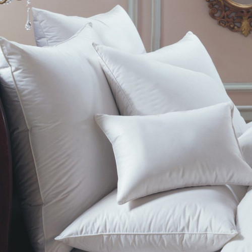 Bernina 650 Fill Power White Goose Down European Pillow