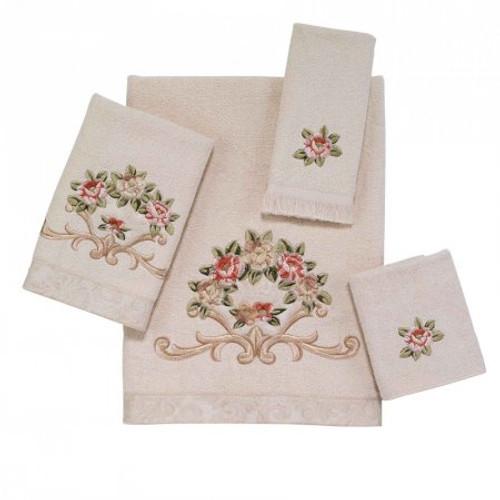 Avanti Premier Royal Rose Ivory Towels