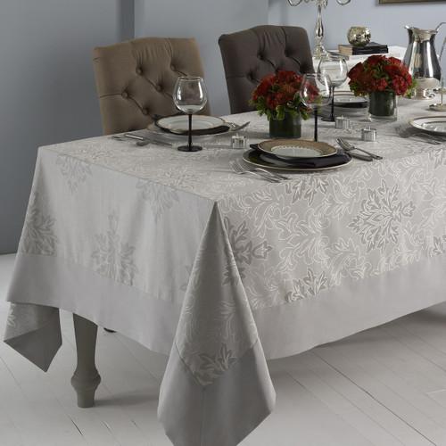 Mode Living Aspen Tablecloth- Grey