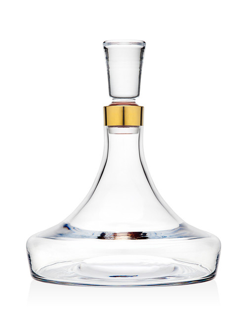 Godinger Molten Gold Decanter (99544)