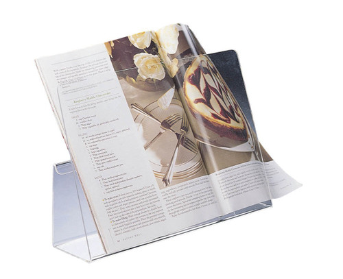 Acrylic Cookbook Stand (H-268)