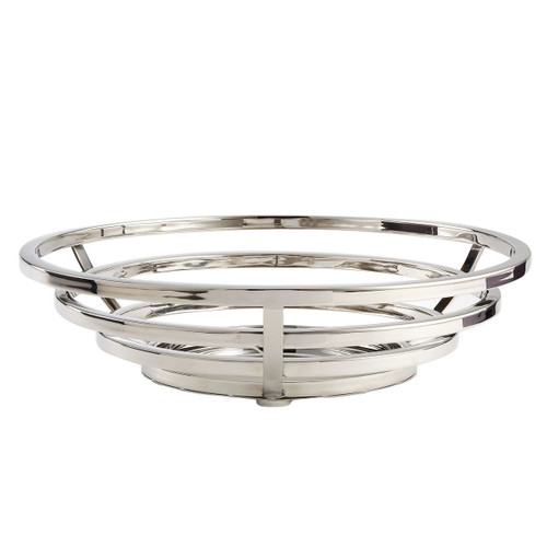 Beam Round Basket Stainless Steel