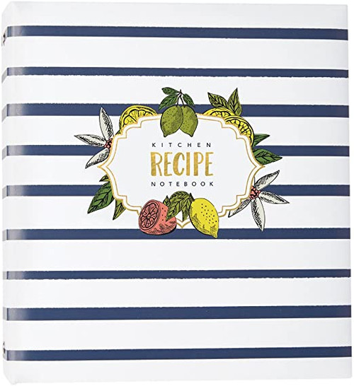 Pocket Page Recipe Book - Lemon Drop