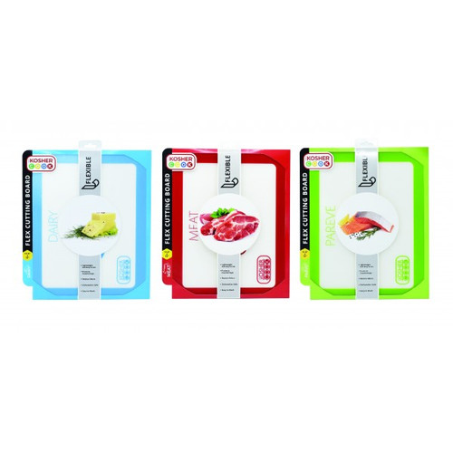 Set of 3 Flexible Cutting Boards