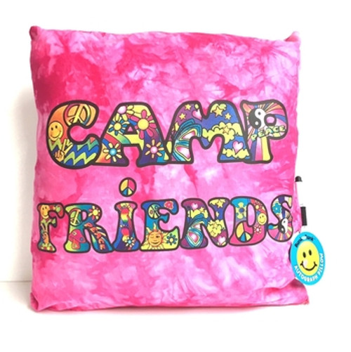 Camp Friends Tatoo Autograph Pillow