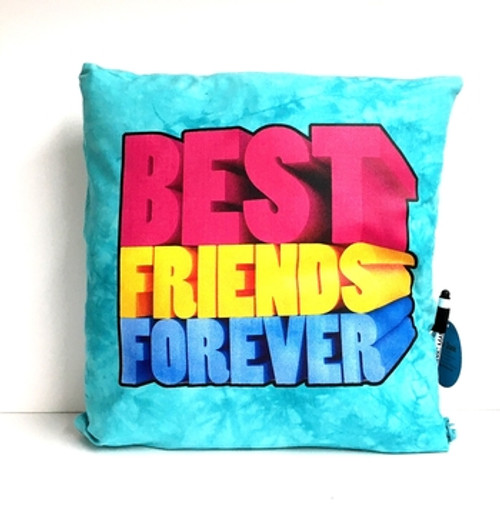 Best Friends Forever Autograph Pillow