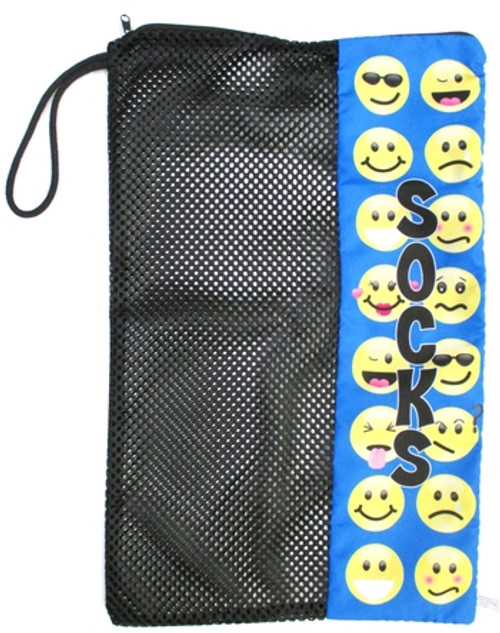 Emoji Sock Bag