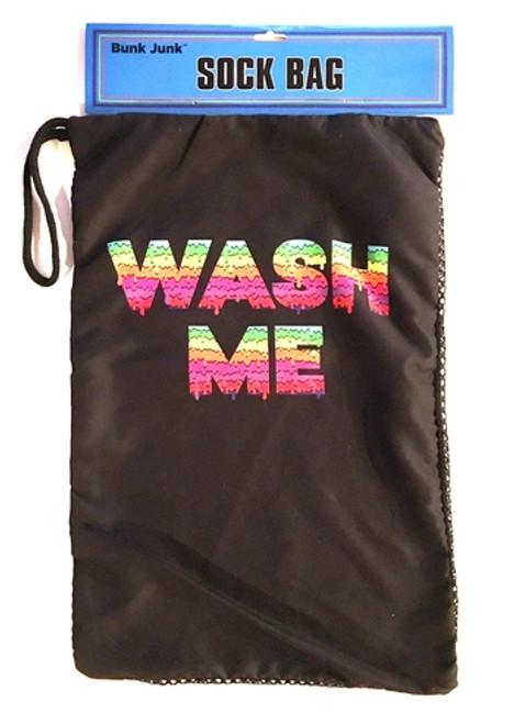 Wash Me Sock Bag