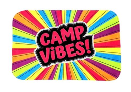 Camp Vibes Floor Rug